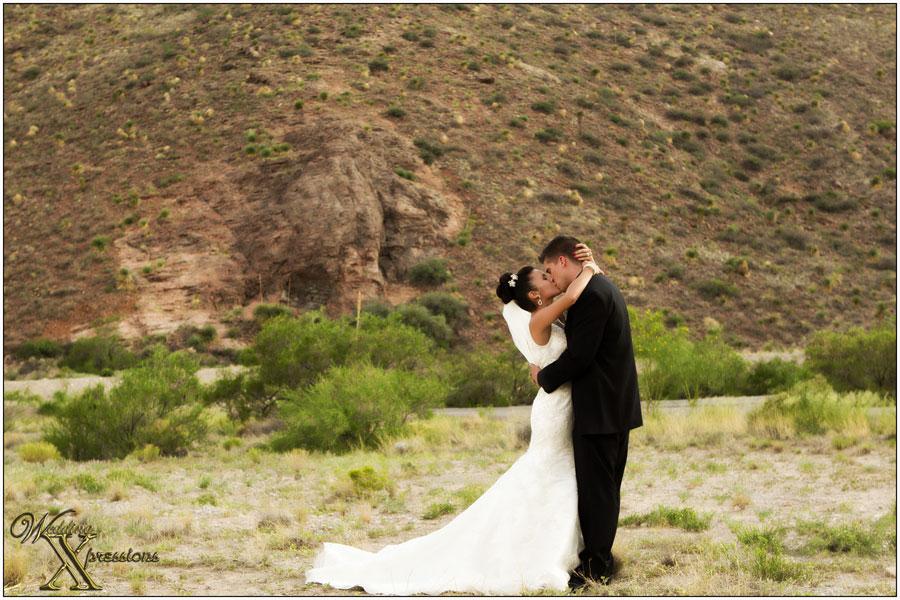 Cody & Liz' wedding in El Paso