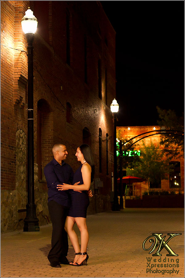 El Paso engagement session