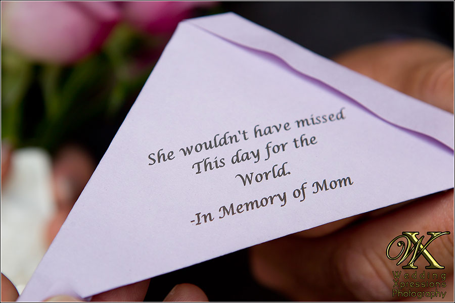 In Memory of Mom