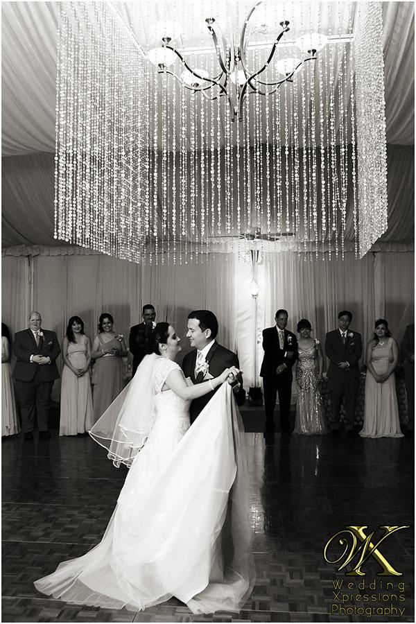 Guillermo & Jazmine's first dance