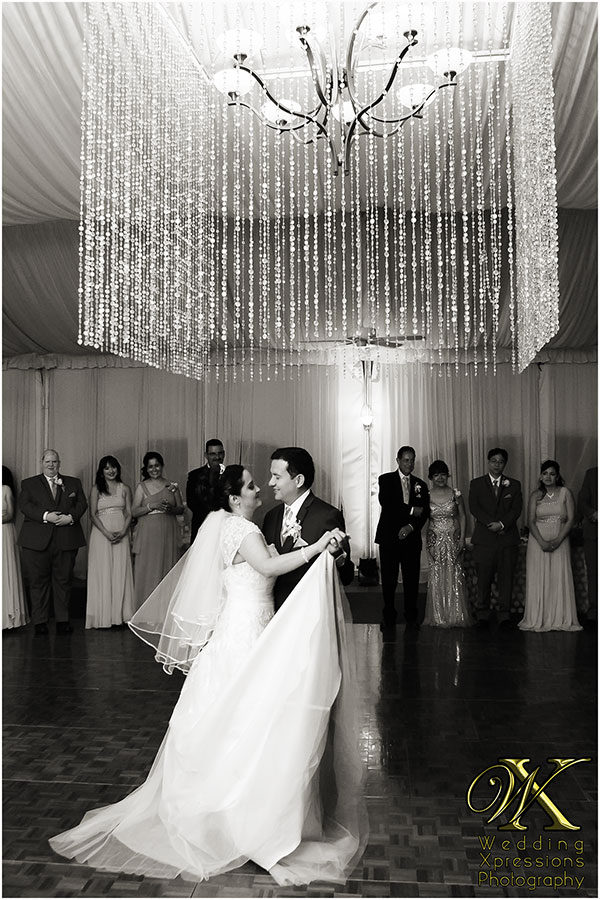 Guillermo & Jazmine's first dance