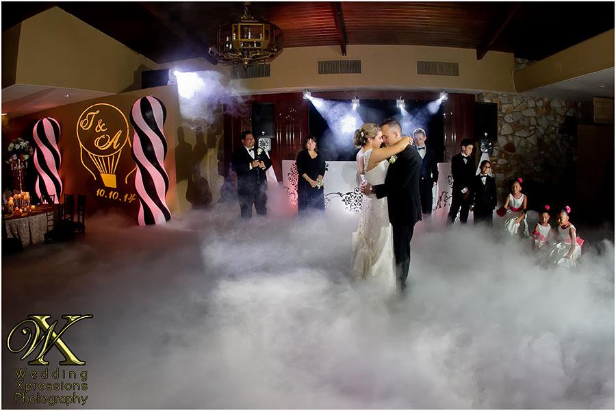 Wedding at Coronado Country Club