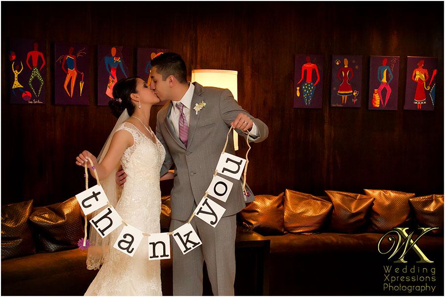 DoubleTree El Paso wedding