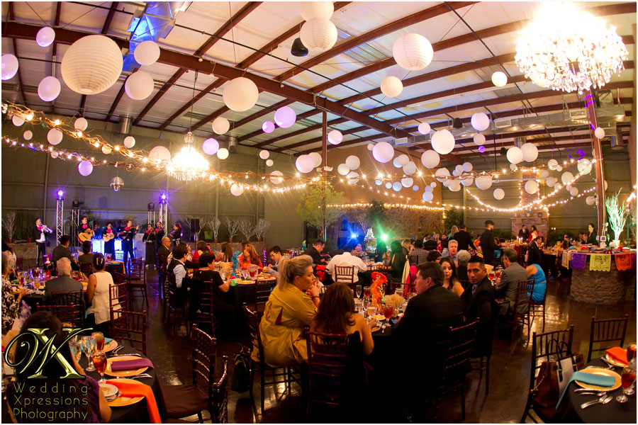 wedding at 150 Sunset in El Paso Texas