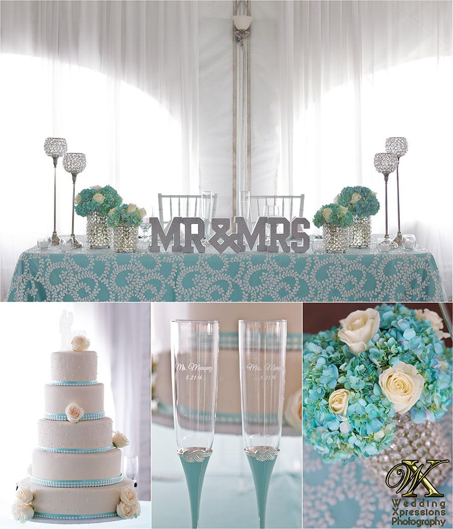Grace Gardens wedding details