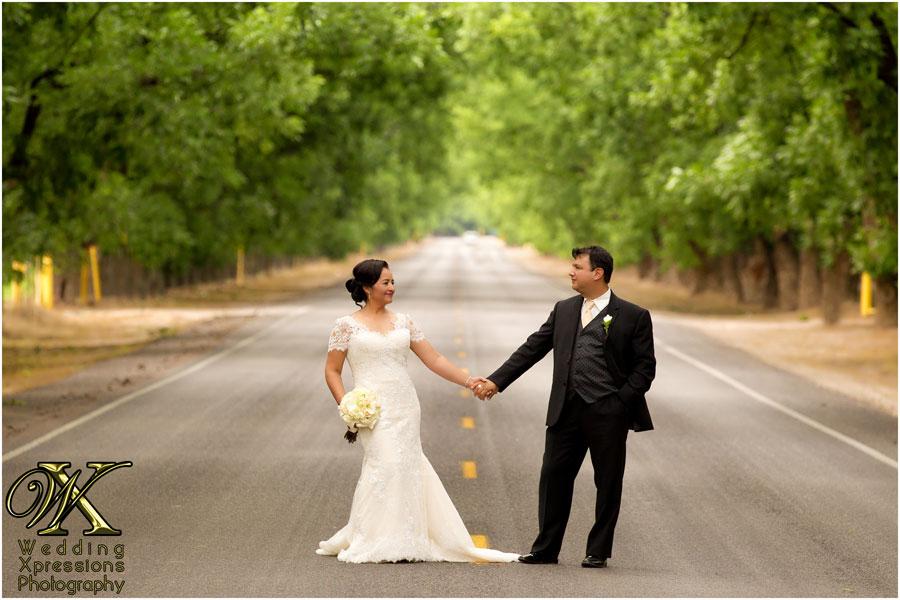 El Paso wedding of Porfirio & Bertha