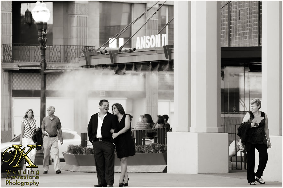 engagement session in Downtown El Paso
