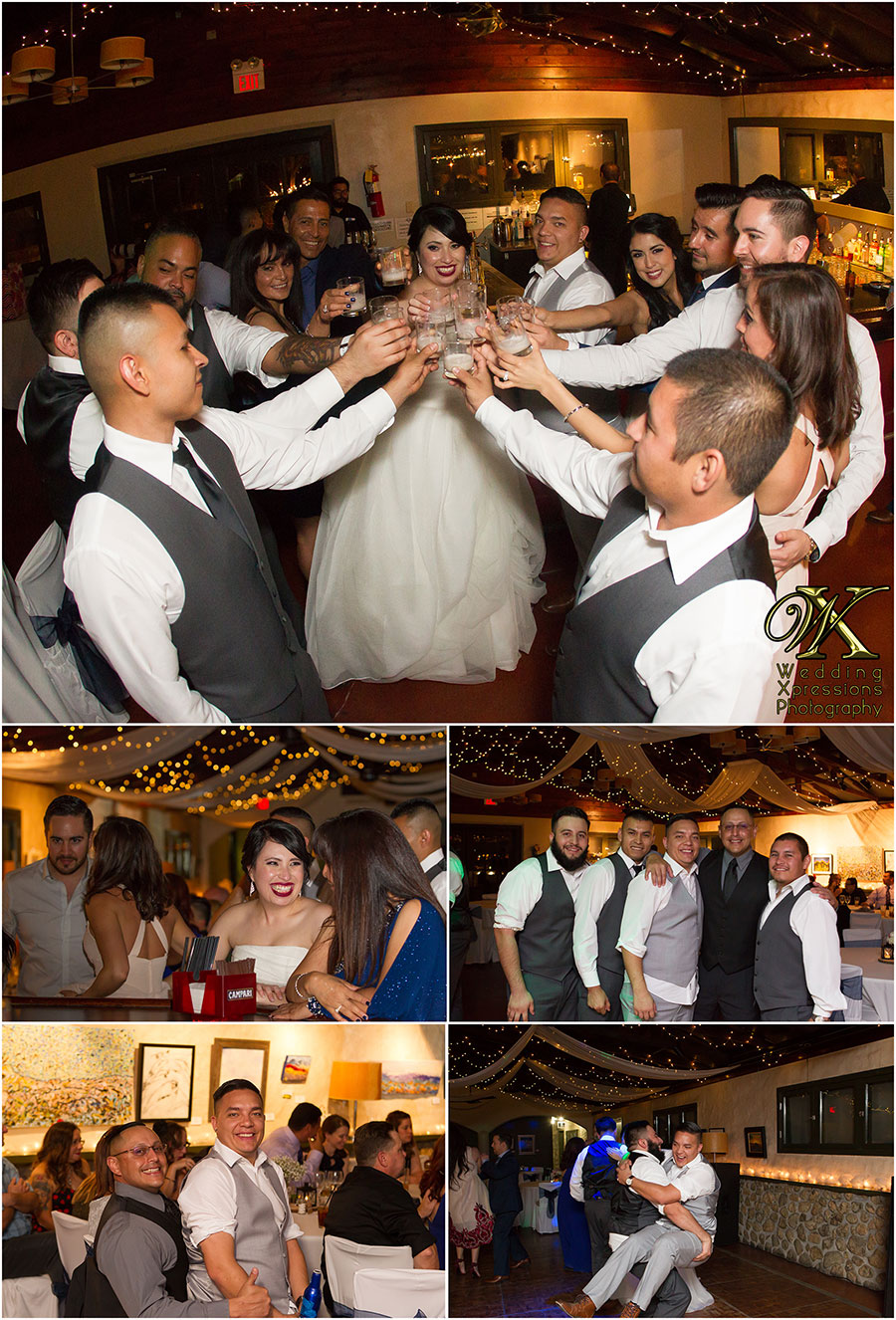 wedding at Ardovino's Desert Crossing