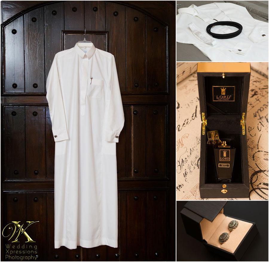 saudi arabian groom outfit