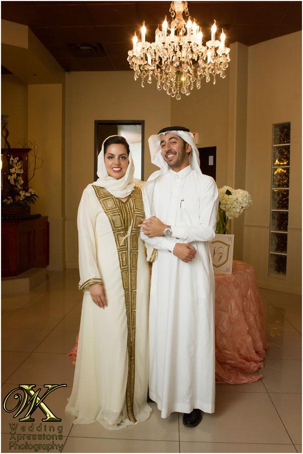 traditional Saudi Arabian wedding outfits
