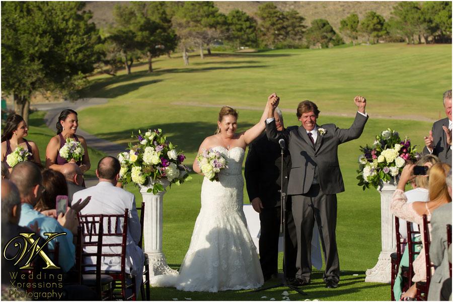wedding ceremony celebration