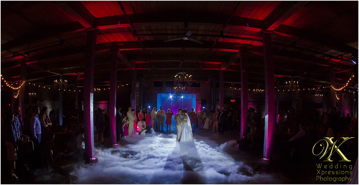 Wedding Xpressions at Epic Railyard in El Paso Texas