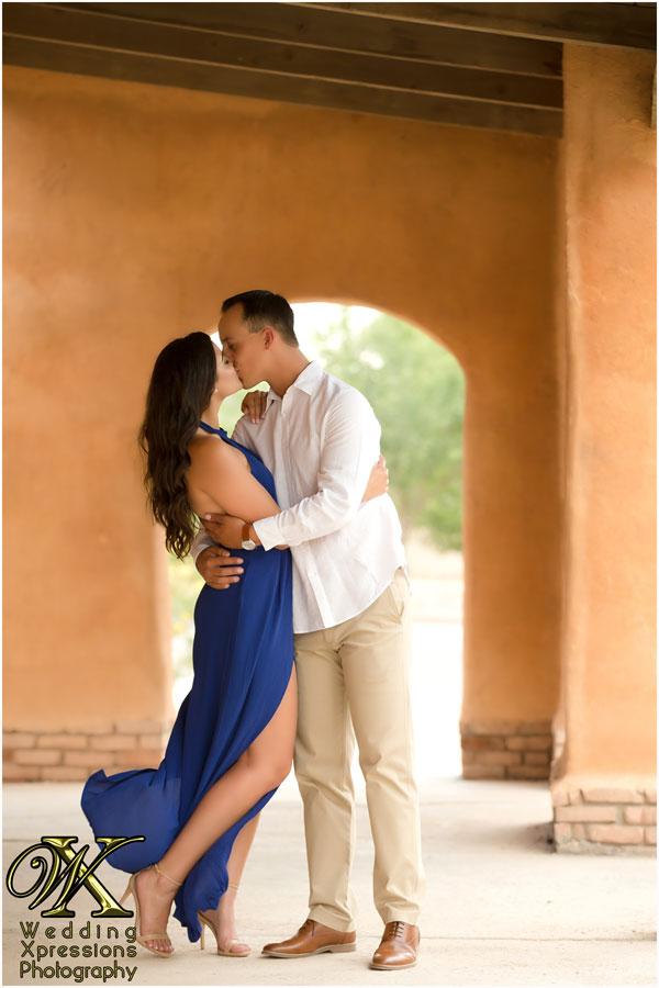 Randy & Tatiana's engagement session