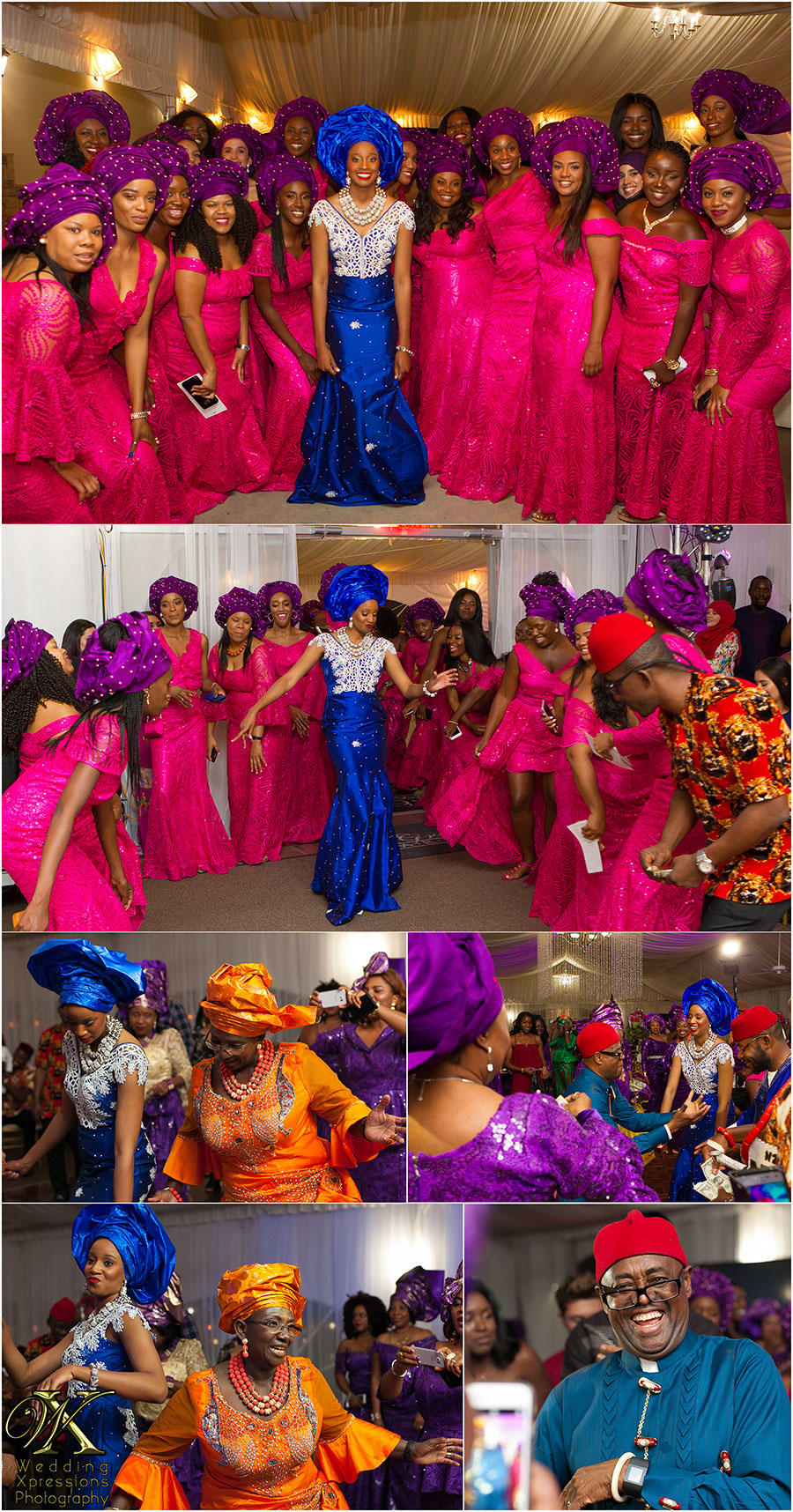 Nigerian wedding in El Paso