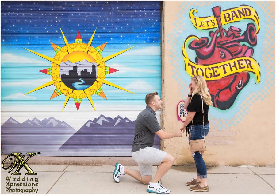 engagement proposal in El Paso