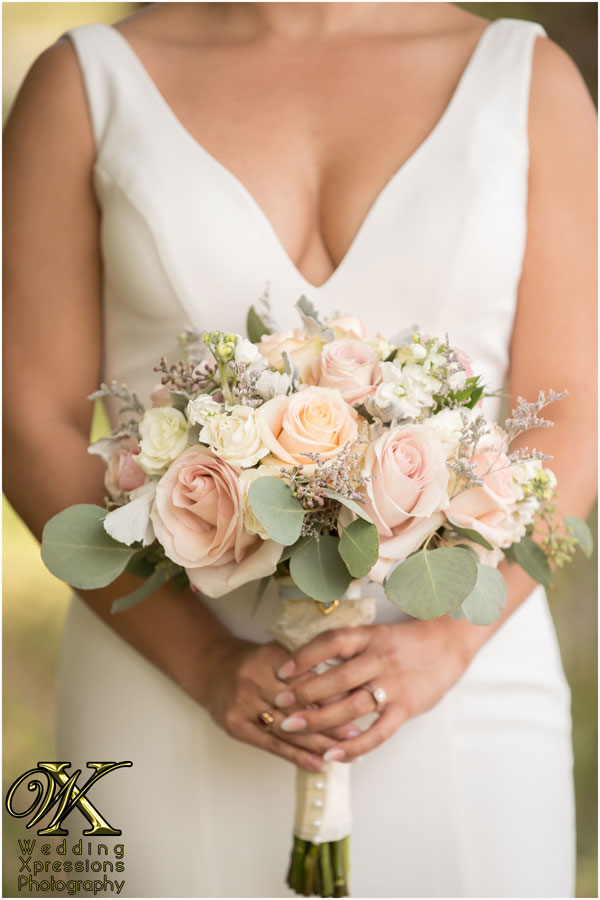 wedding bouquet by Grace Gardens in El Paso