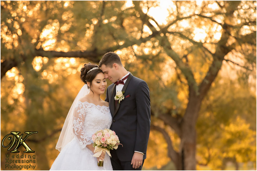 beautiful wedding photos in El Paso Texas