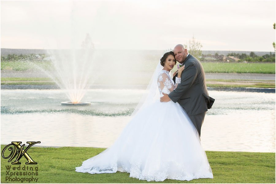 photography by Wedding Xpressions Photography in El Paso.