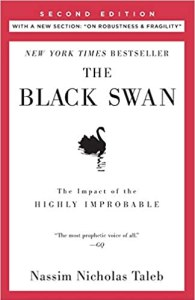 trading psychology, the black swan