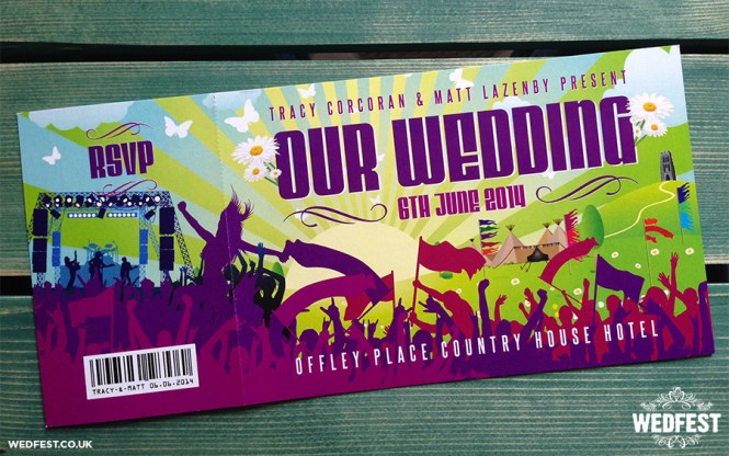 Doc590443 Invitations That Look Like Concert Tickets Any Bees – Invitations That Look Like Concert Tickets