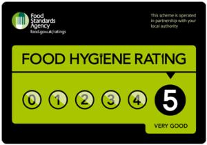 breakfast food hygiene rating