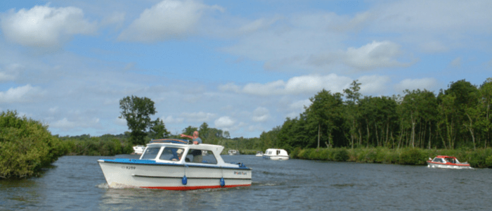 Broads Boat