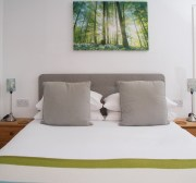 Guest rooms at Wedgewood House