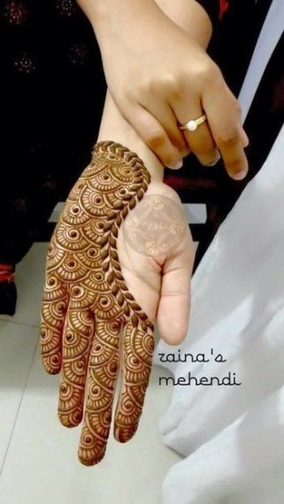 mehndi designs 2019 new style simple easy