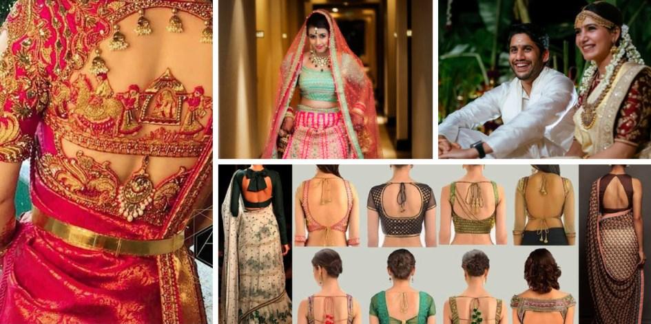 blouse designs 2019