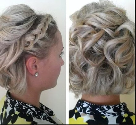 updo hairstyle for long hair