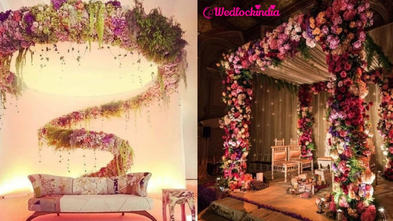 Top 15 Best Stage Decoration Ideas for Wedding Reception 2019-2020