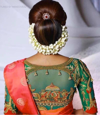bridal blouse 2020