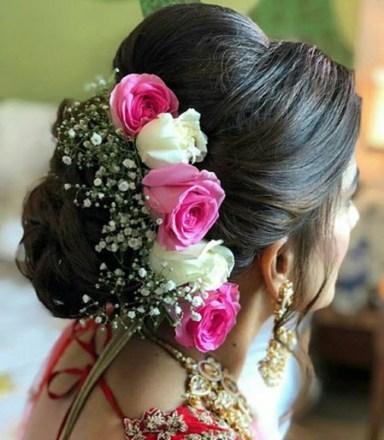 20+ Simple Juda Hairstyles & Bridal Juda Hairstyles Designs 2020
