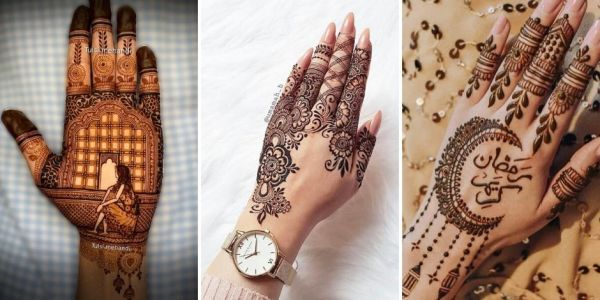Latest Eid Mehndi Designs 2020