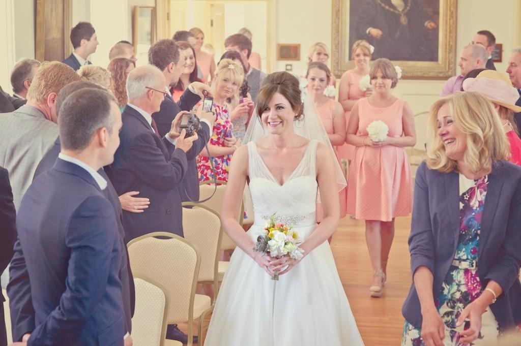 Real Wedding At Penryn Town Hall Cornwall