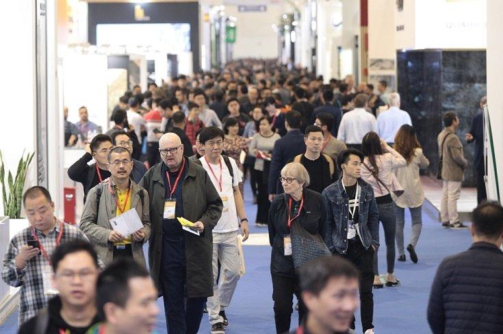 China Xiamen International Stone Fair (CXISF) 1