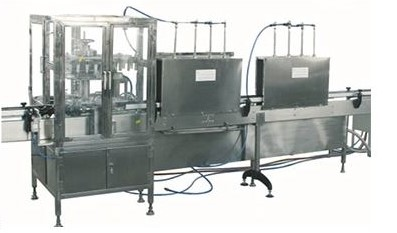 Fully Automatic Aerosol Filling and Sealing Spray Production Line 30