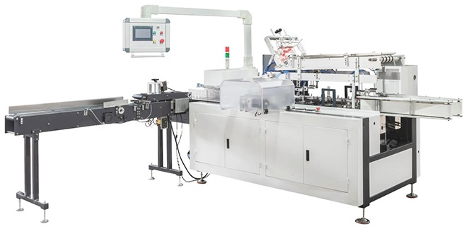 Fully Automatic Tissue Paper Folding and Packing Production Line 6