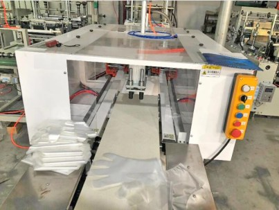Fully Automatic Disposable Hand Gloves Making Machine 21