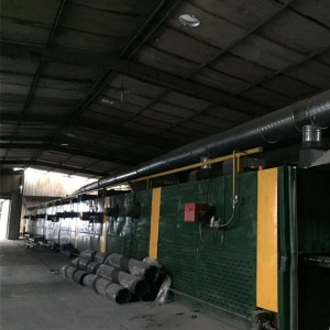 Artificial Grass Mat Production Line 37