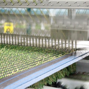 Artificial Grass Mat Production Line 39