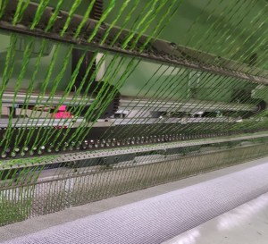 Artificial Grass Mat Production Line 38