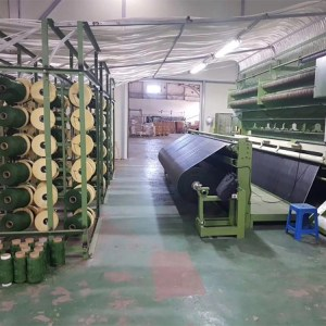 Artificial Grass Mat Production Line 36