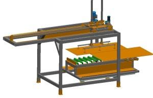 PVC SPC Flooring Extrusion Line 11
