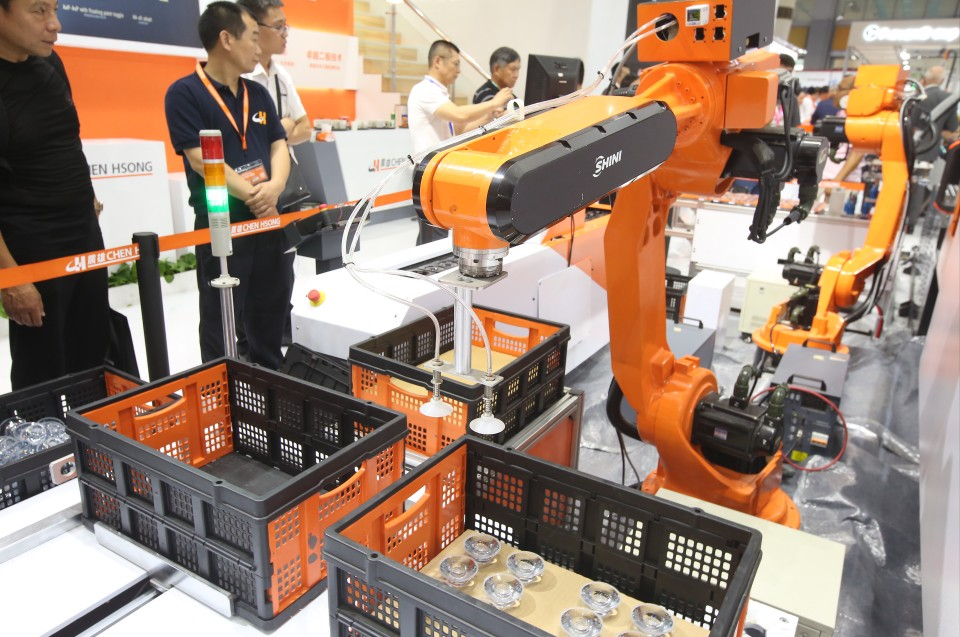 International Exhibition on Plastics & Rubber Industries China Chinaplas 4