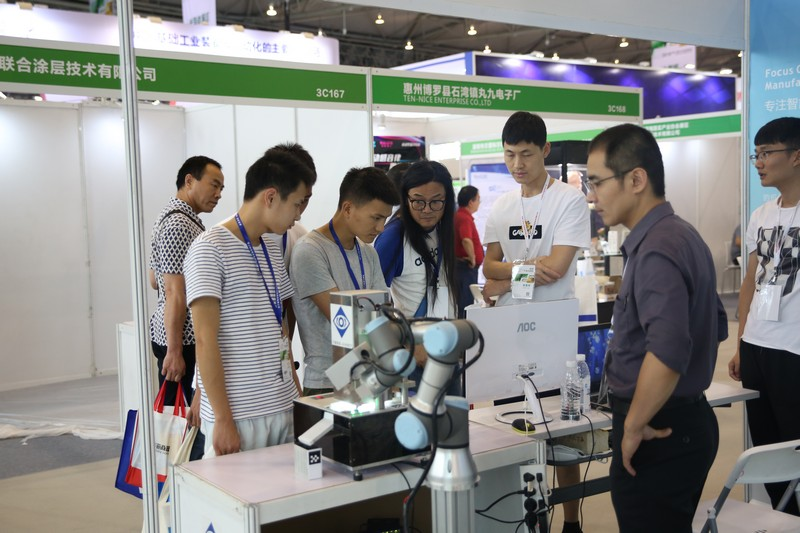 China Electronics Fair West Show 4
