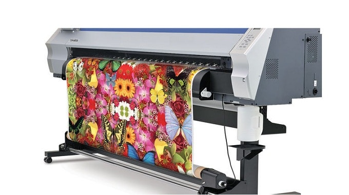 Textile Digital Printing China 1