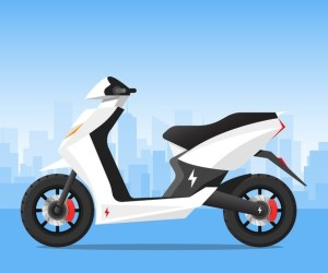 import electric scooter from china