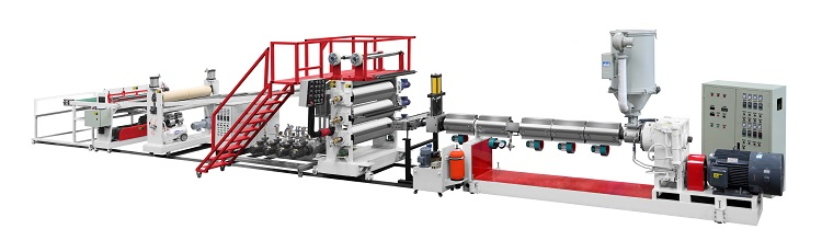 Luggage Extrusion Production line