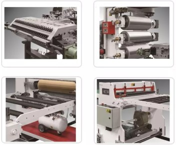 Luggage Extrusion Production line 13